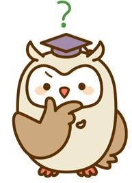 フクロウ教授3