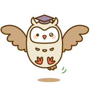 フクロウ教授5