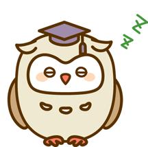 フクロウ教授4
